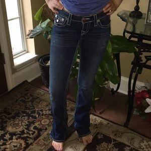 True religion bootcut jeans size 25
